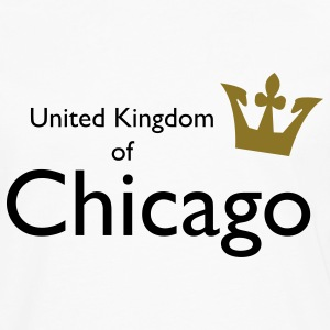 United Kingdom of Chicago Hoodies - Men's Premium Long Sleeve T-Shirt