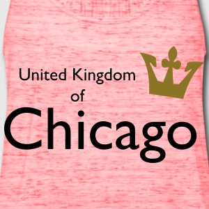 United Kingdom of Chicago Bags  - Women's Flowy Tank Top by Bella