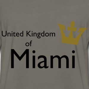 United Kingdom of Miami Bags  - Men's Premium Long Sleeve T-Shirt