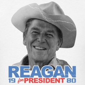 Reagan 1980 President Long Sleeve Shirts - Men's T-Shirt