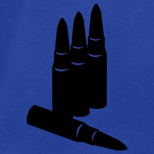 bullets Tanks - Men's T-Shirt by American Apparel