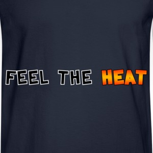 Hilarious Jokes (Feel The Heat) - Men's Long Sleeve T-Shirt