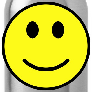 Smiley face - Water Bottle
