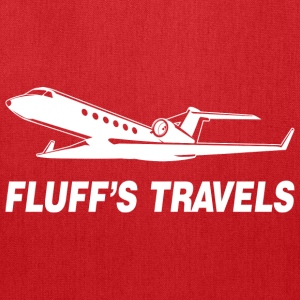 Fluff's Travels T-Shirts - Tote Bag