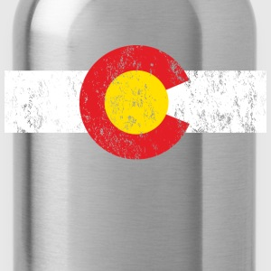 Vintage Colorado Hoodie Shirt - Water Bottle
