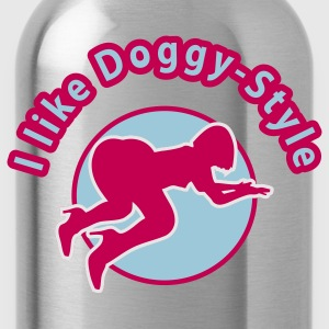 doggy style - Water Bottle