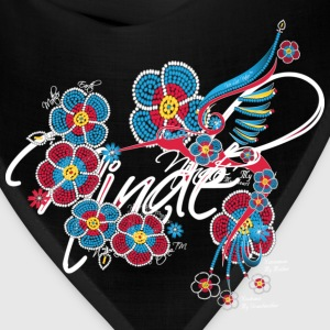 Honoring Generations of Mothers - My Heart ~ Ninde, Ojibwe - Bandana
