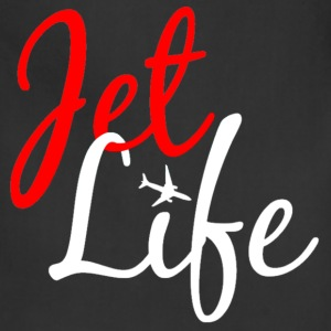 Jet Life T-Shirts - stayflyclothing.com - Adjustable Apron