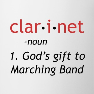 Definition of Clarinet - Coffee/Tea Mug