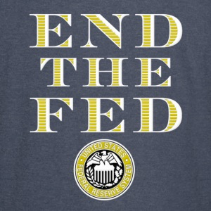 End The Fed Federal Reserve Hoodies - Vintage Sport T-Shirt