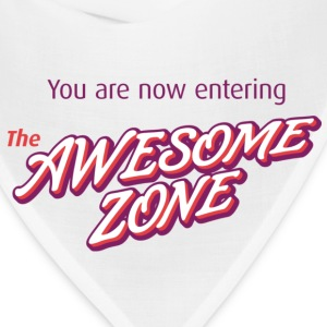 You Are Now Entering the Awesome Zone Hoodie - Bandana