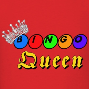 Bingo Queen Balls Hoodies - Men's T-Shirt