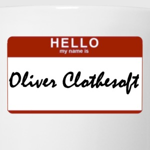 oliver_clothesoft T-Shirts - Coffee/Tea Mug