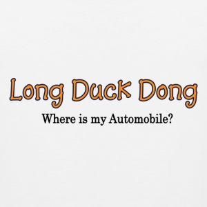 Long Duck Dong - Men's Premium Tank