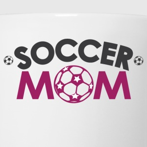Soccer Mom Women's T-Shirts - Coffee/Tea Mug