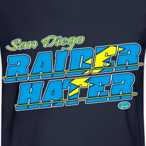 sd_raider_hater Women's T-Shirts - Men's Long Sleeve T-Shirt