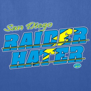 sd_raider_hater Women's T-Shirts - Tote Bag