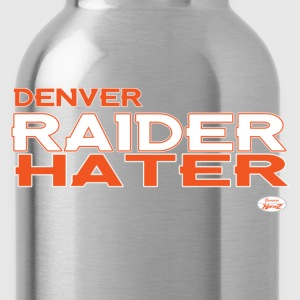 denver_raider_hater Kids' Shirts - Water Bottle