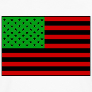 United States of Africa T-Shirts - Men's Premium Long Sleeve T-Shirt