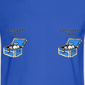 community_chest  - Men's Long Sleeve T-Shirt