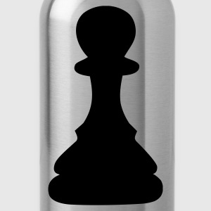 chess pawn Bags  - Water Bottle