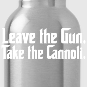 The Godfather - Leave the Gun Take the Cannoli - Water Bottle