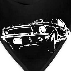 classic US car Hoodies - Bandana