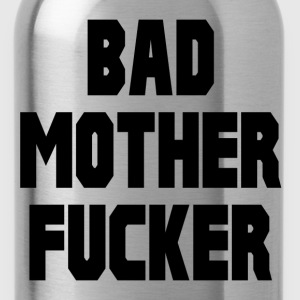 Pulp Fiction Bad Mother Fucker Kids' Shirts - Water Bottle