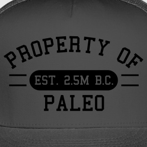 Property of Paleo Hoodies - Trucker Cap