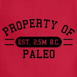 Property of Paleo Hoodies - Adjustable Apron