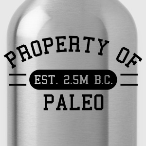 Property of Paleo Hoodies - Water Bottle