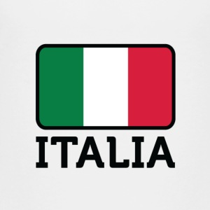 Flag Italia (dd) Kids' Shirts - Toddler Premium T-Shirt