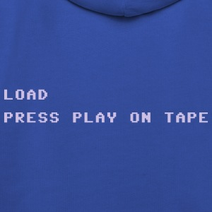 Press Play on Tape Tshirt - Kids' Premium Hoodie