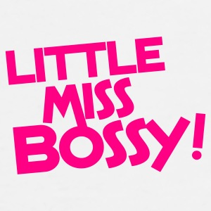 little miss bossy ! Caps - Men's Premium T-Shirt