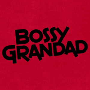 bossy grandad Caps - Men's T-Shirt by American Apparel