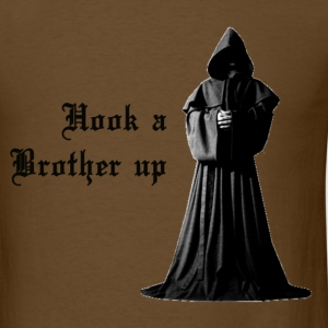 monk T-Shirts - Men's T-Shirt