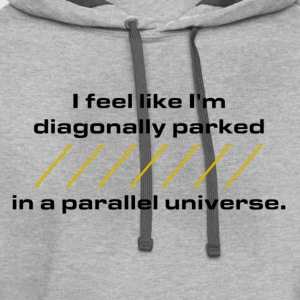 diagonally_parked T-Shirts - Contrast Hoodie