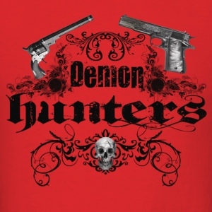 demon hunters Hoodies - Men's T-Shirt