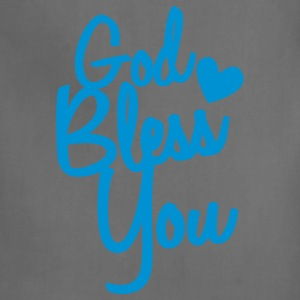 god bless you T-Shirts - Adjustable Apron