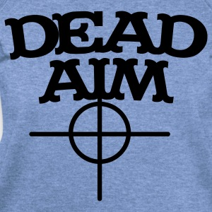 dead aim T-Shirts - Women's Wideneck Sweatshirt