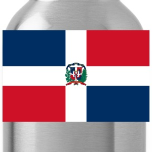 Flag Dominicanrepublic (dd) Hoodies - Water Bottle