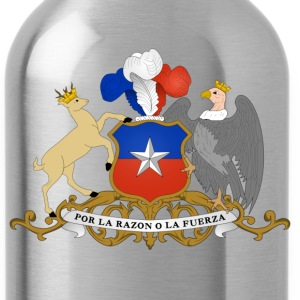 Crest Chile (dd) Hoodies - Water Bottle