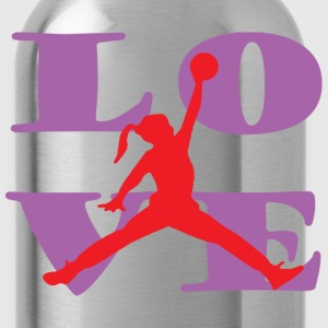 Love and Basketball Women Standard Tee - Water Bottle