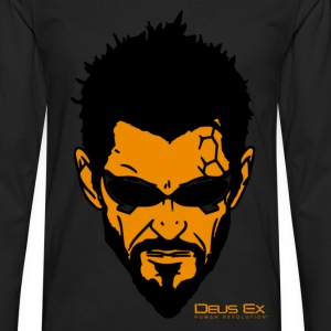 Deus Ex - Men's Premium Long Sleeve T-Shirt