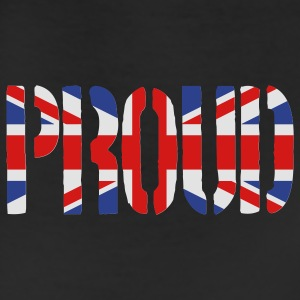 PROUD Britain Flag, British Flag, Union Jack, UK Flag - Leggings