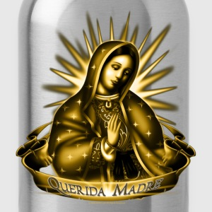 Querida Madre by RollinLow Hoodies - Water Bottle