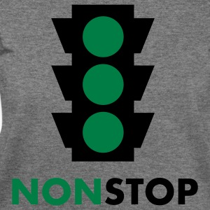 nonstop traffic light 2c T-Shirts - Women's Wideneck Sweatshirt