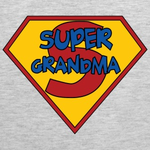 Super Grandma Women's T-Shirts - Men's Premium Tank