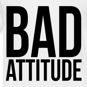 Bad Attitude Kids' Shirts - Toddler Premium T-Shirt