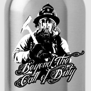 Beyond the Call of Duty - Water Bottle